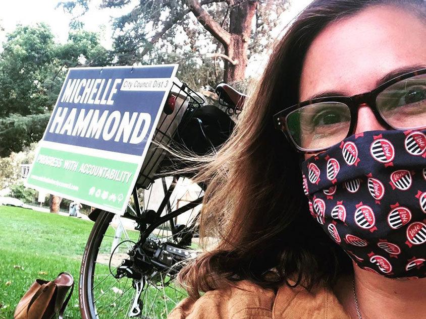 Michelle Hammond